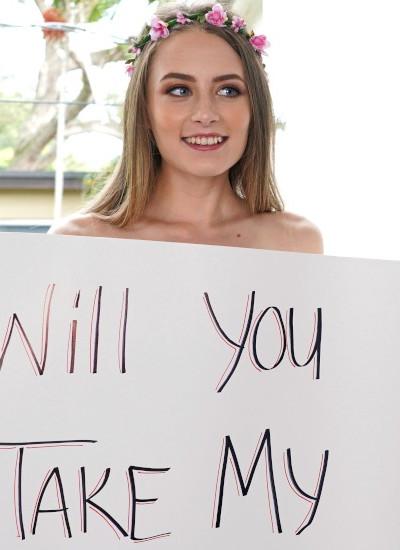 Teens Love Huge Cocks – Kyler Quinn – Valentine's Day Virgin