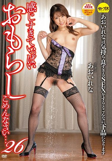 CESD-871 I'm Sorry… It Felt So Good, I Made A Big Mess… 26 – Rena Aoi