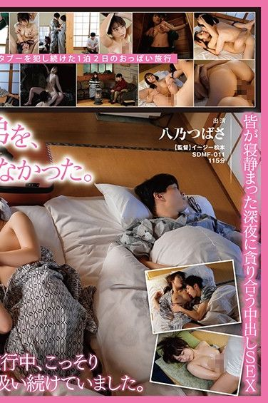 SDMF-011 My Stepsister Is Getting Married Soon, This Is My Last Chance To Slurp On Her Titties – Fruity Families – Tsubasa Hachino
