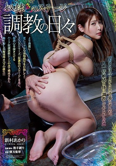 RBD-975 S***e-Colored Stage The Breaking-In Days Akari Nimura