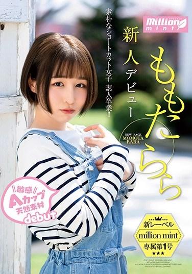 MMNT-001 Fresh Face, Tarara Momo Debut Sensitive A Cup Airhead, Simple Short Hair Girl Amateur Graduation!!
