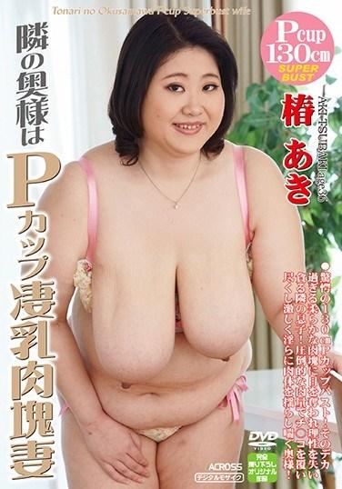 AGR-033 The Wife Next Door Is A P-Cup Titty Flesh Fantasy Babe Aki Tsubaki