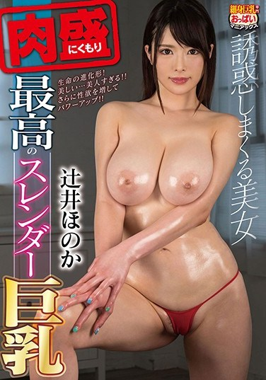 NIKM-048 The Ultimate Slender Babe With Big Tits A Beautiful Lady Who Will Lure You To Temptation Honoka Tsujii