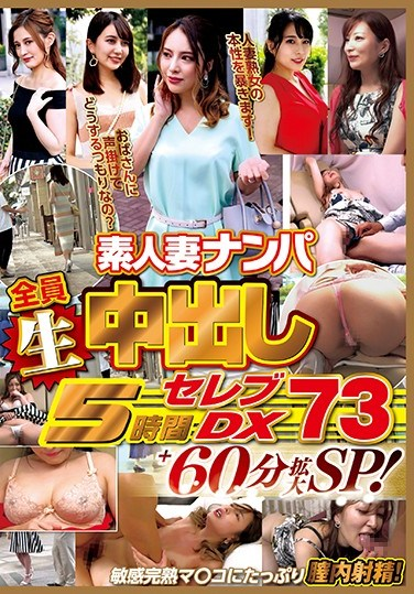 WA-445 Picking Up Amateur Housewives All Creampie Raw Footage All The Time 5 Hours Celeb DX Edition 73