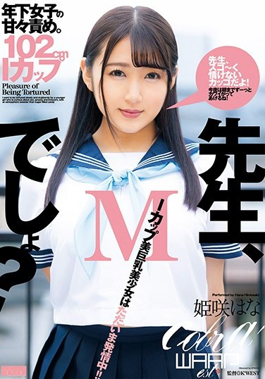 EKAI-020 Teacher, M, Right? Hana Himesaki