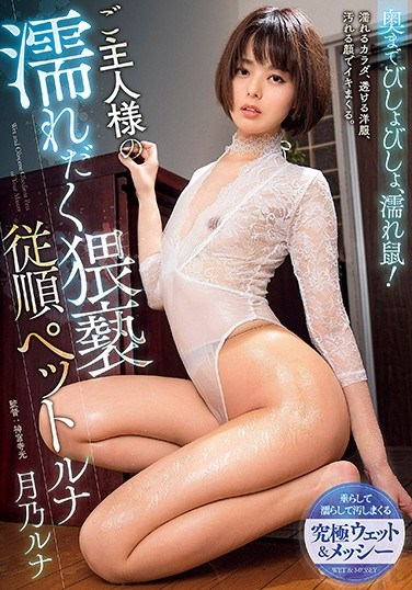 AVSA-156 Luna Is Her Master's Wet & Filthy Obedient Little Pet – Luna Tsukino