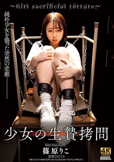 DDHH-027 The Sacrifice Of A Barely Legal Girl – Riko Shinohara