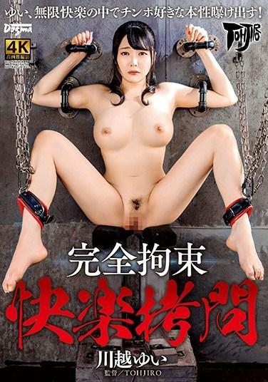 DDT-650 Completely Tied Up Pleasure Interrogation Yui Kawagoe
