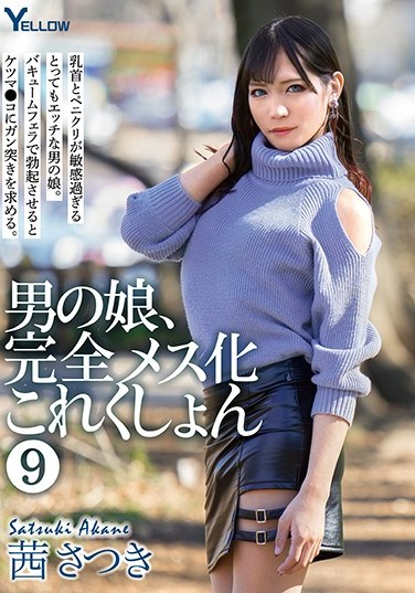 HERY-111 Transsexual Complete Feminization Collection 9 Satsuki Akane