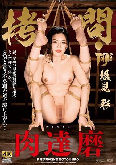 GTJ-093 Rough Play/Meat Ball Aya Shiomi